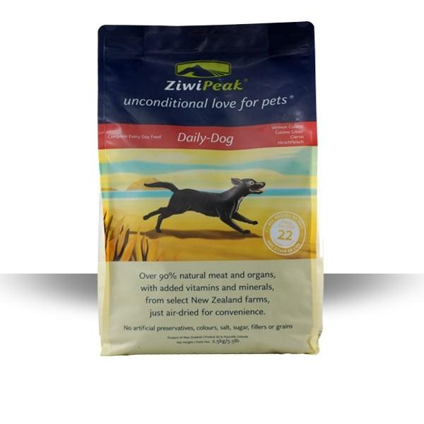 ZiwiPeak ZVĚŘINA 2,5 kg