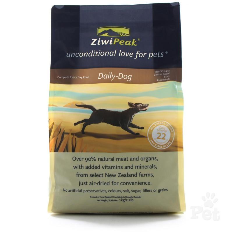 ZiwiPeak HOVĚZÍ MASO 2,5kg