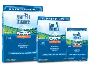 Natural Balance ULTRA PREMIUM ORIGINAL FORMULA 13.6 Kg