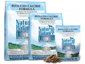 Natural Balance ULTRA PREMIUM REDUCED CALORIES FORMULA 12.7 Kg