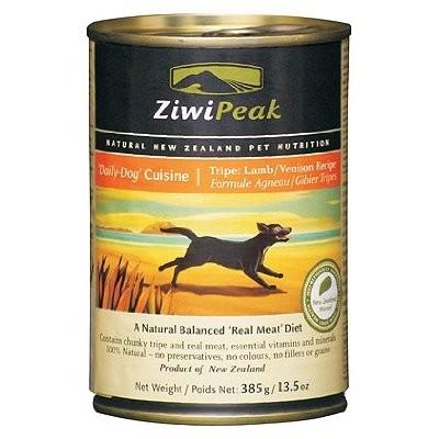 ZiwiPeak JEHNĚČÍ MASO&ZVĚŘINA&ŽALUDKY 400g