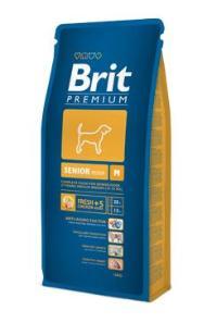Brit Premium Dog Senior M Váha: 15 Kg