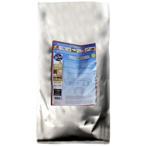 Dog Lovers Gold Cold Pressed 15kg