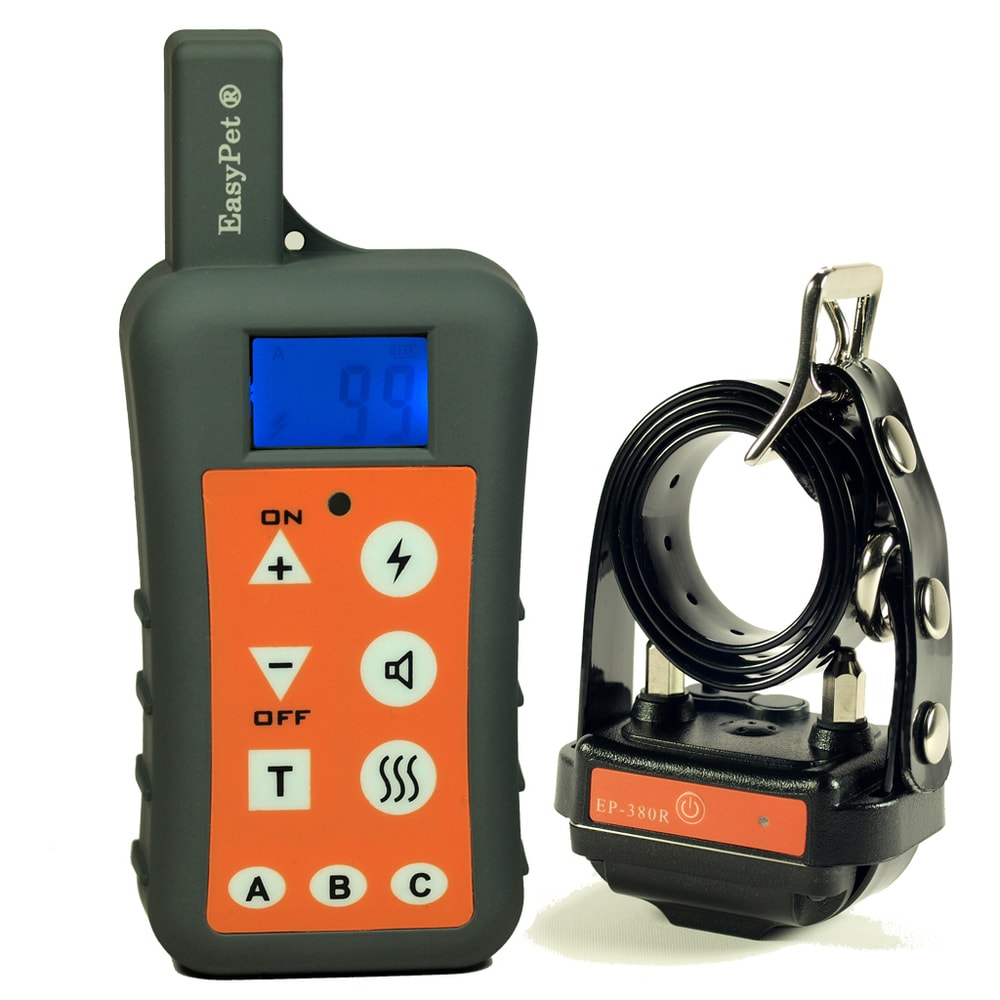 Elektronický obojek EasyPet EP-380R PRO počet: pro 3 psi