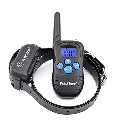 Elektronický obojek Petrainer PET998DB Deluxe počet: pro 2 psi