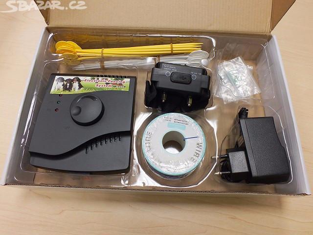 Elektronický ohradník iTrainer W227B počet: pro 2 psi