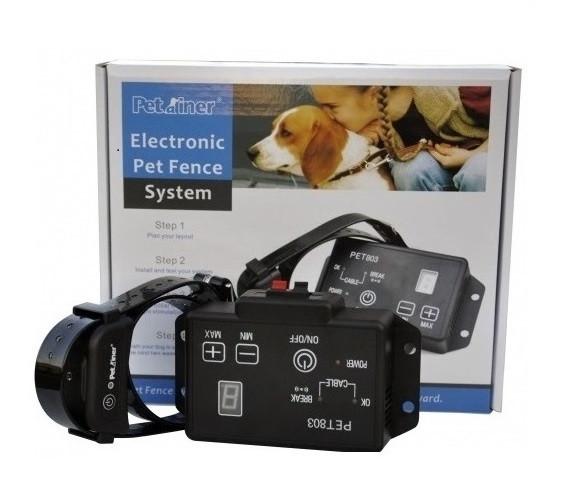 Elektronický ohradník Petrainer PET803 počet: pro 1 psa