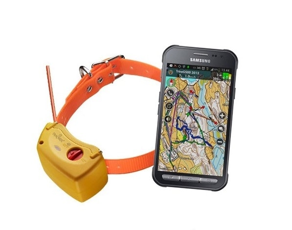 GPS obojek Tracker G400FI