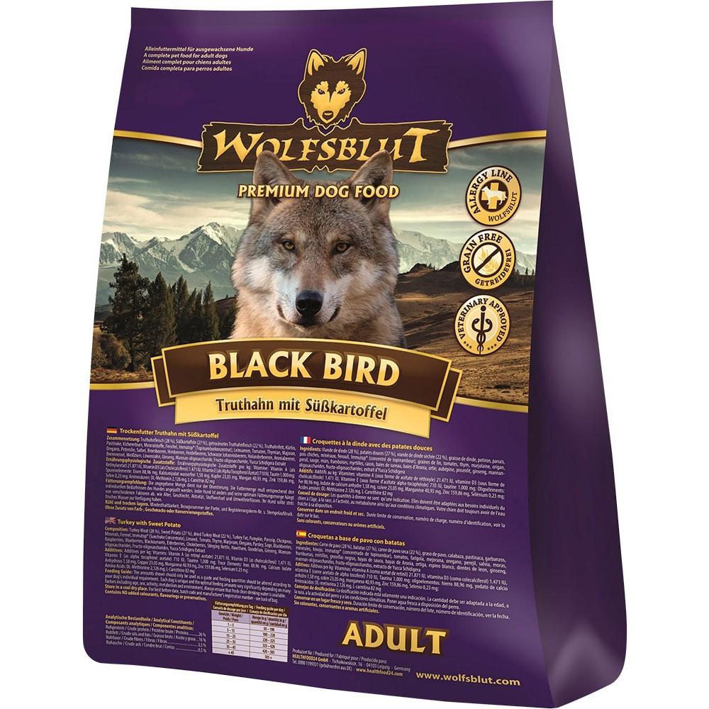 Wolfsblut Black Bird 15kg