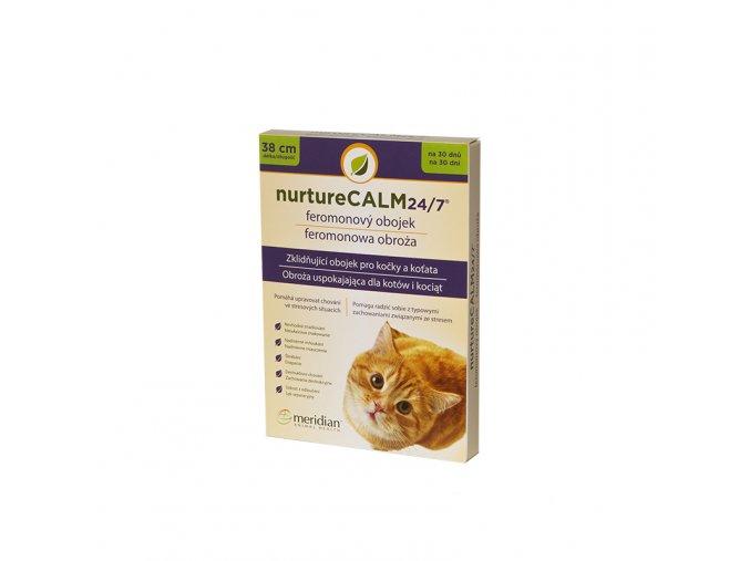 nurtureCALM cat web