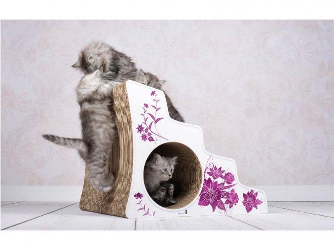 Škrabadlo pro kočky Lescalier