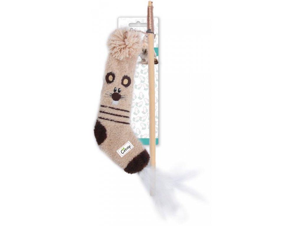 škadlítko pre mačky afp sock cuddler dogee