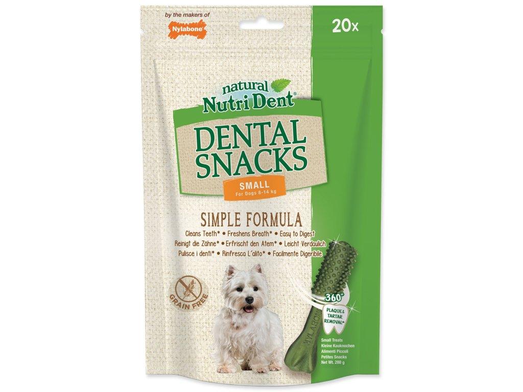 Nutri zubna kefka pre psov dogee small