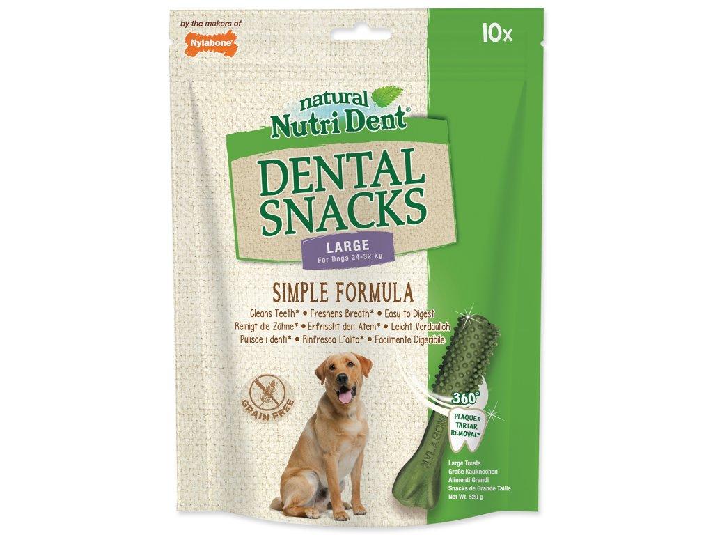 Nutri zubna kefka pre psov dogee large