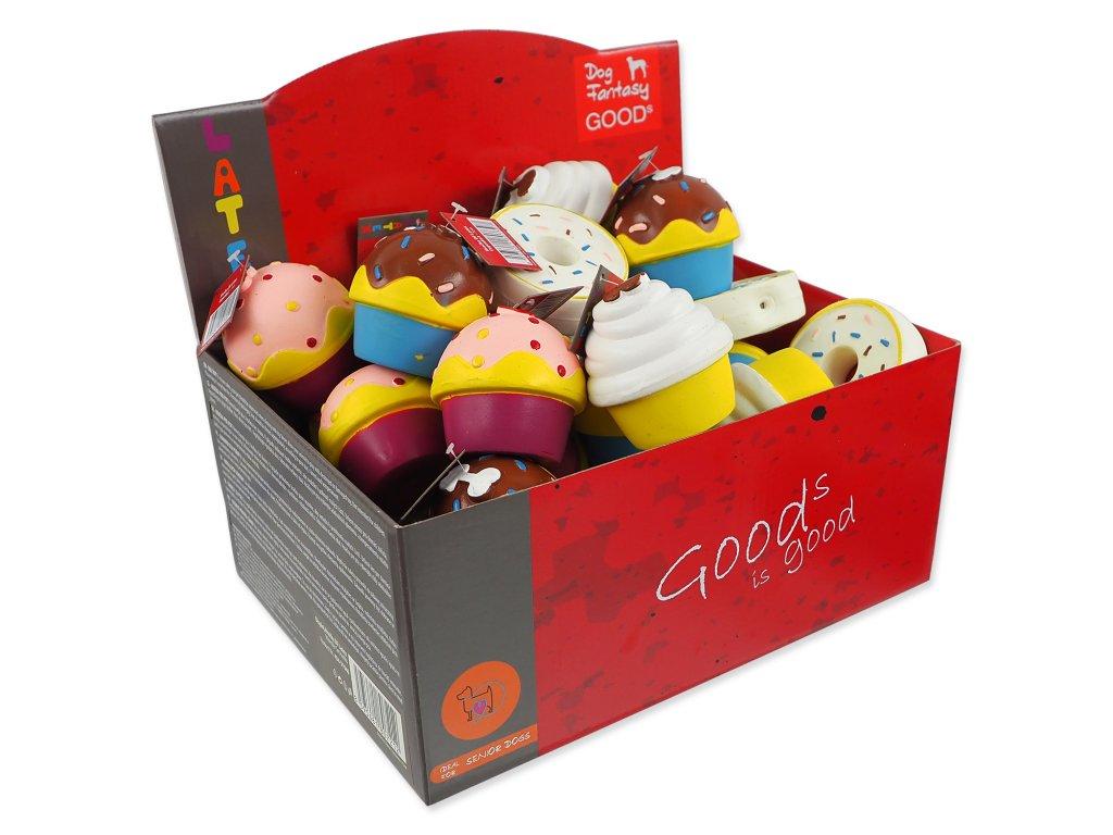 hracka pre steniatka cupcakes dogee