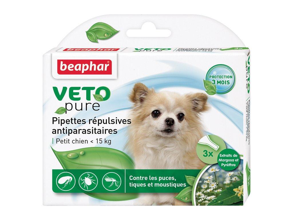 antiparazitika pre psy beaphar bio maly pes do 15kg