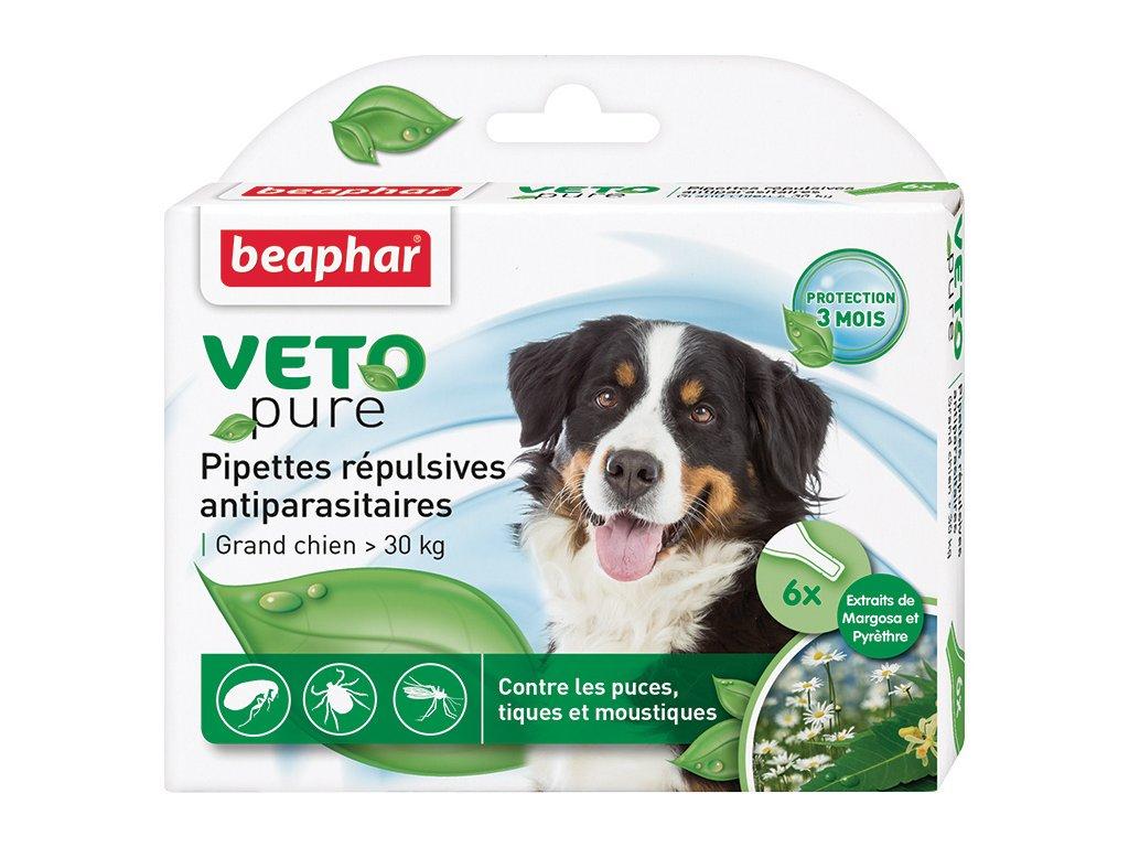 antiparazitika pre psy beaphar bio pre velke psy nad30kg