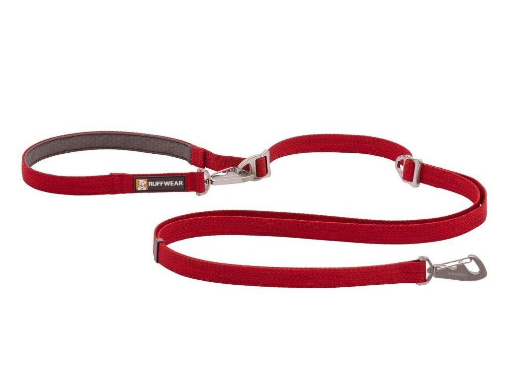 vodítko switchback ruffwear dogee red