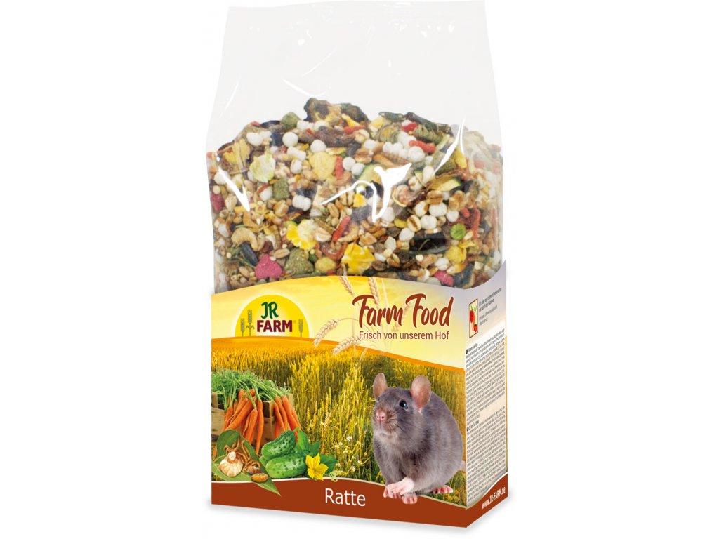 jr farm krmeni pre potkanov dogee