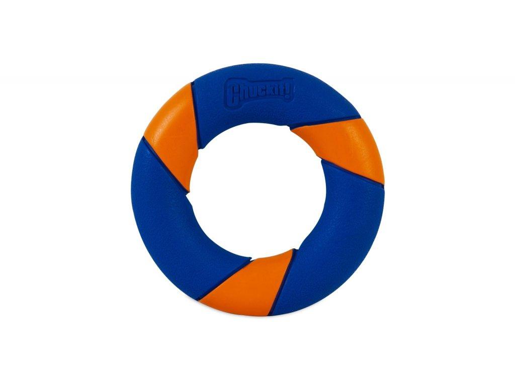 chuckit pískací kruh Ultra Squeaker Ring