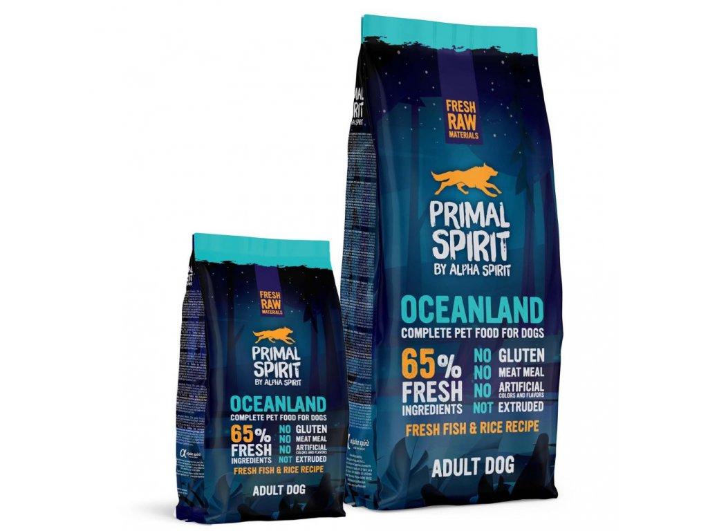 primal spirit granule pre psy oceanland 60