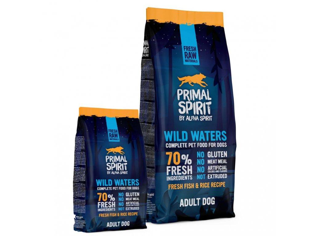 primal spirit granule pre psy wild waters