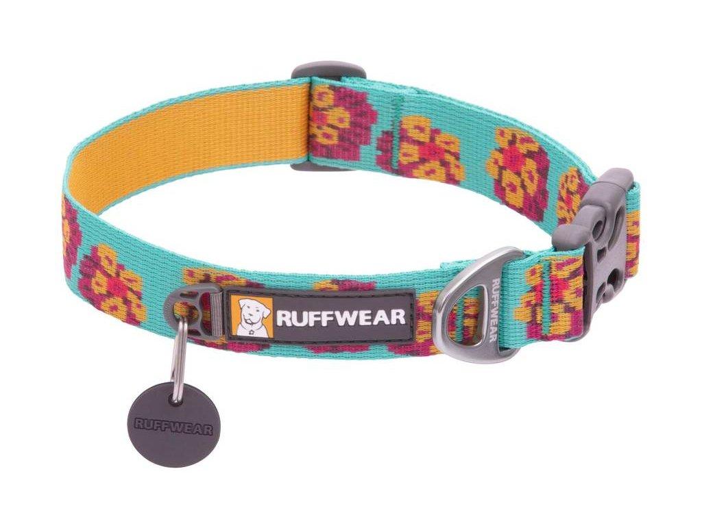 Ruffwear obojok pre psy Flat Out™  Spring Burst