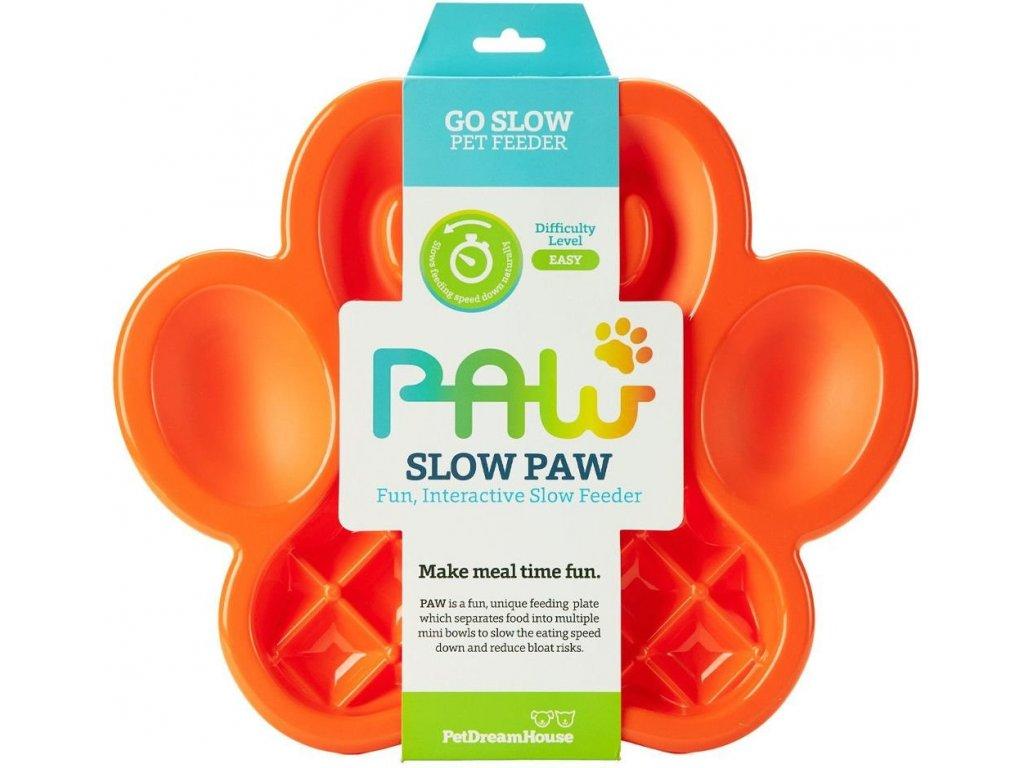 protihltací miska slow paw