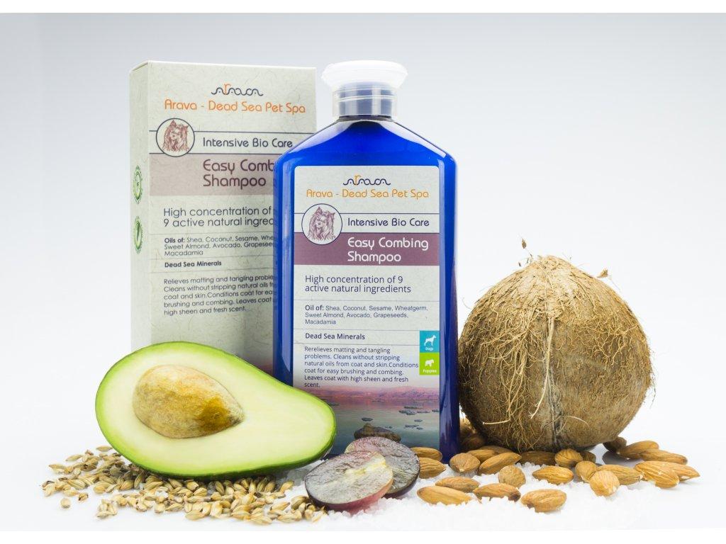 Arava Bylinný Šampón na uľahčenie rozčesávania 400 ml
