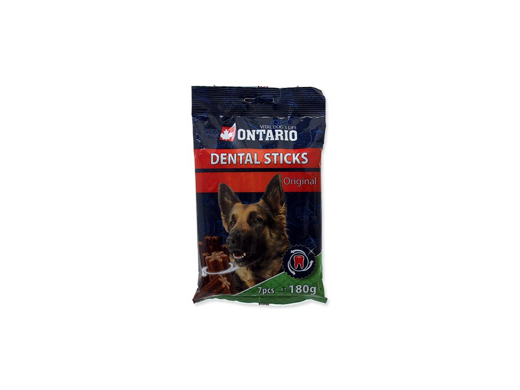 ONTARIO Dental Stick Dog Original 180g