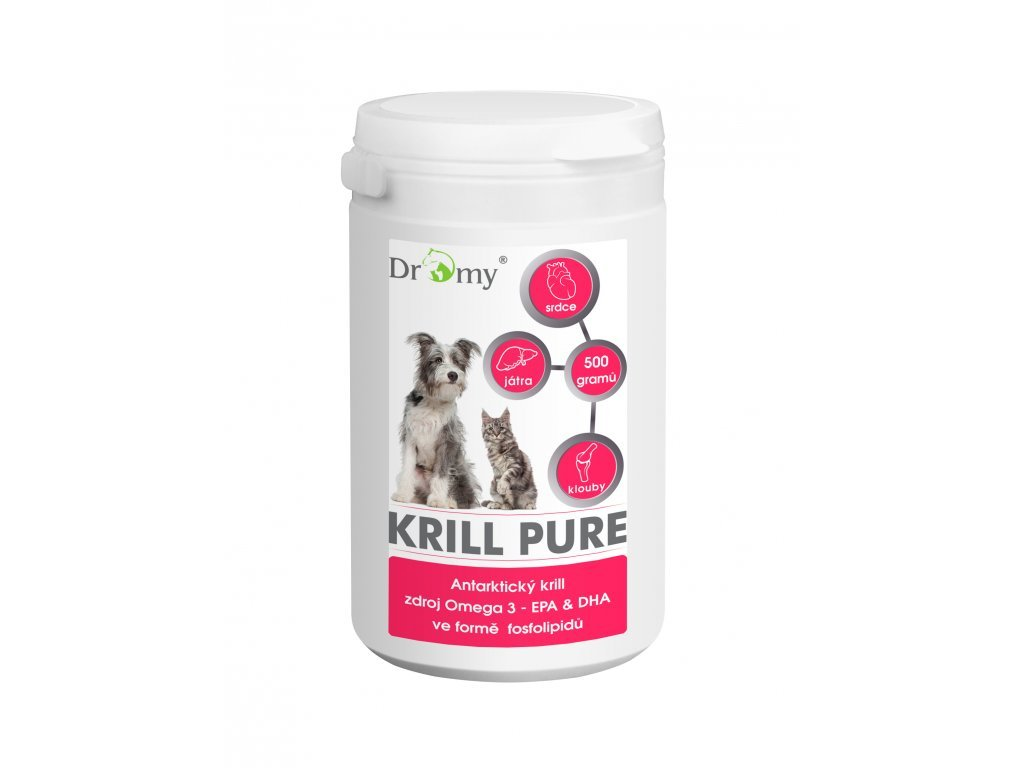 dromy krill pure main
