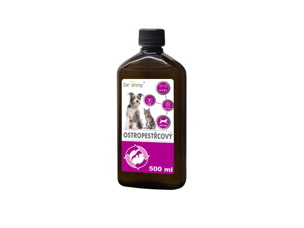 Ostropestřcový olej pre psov