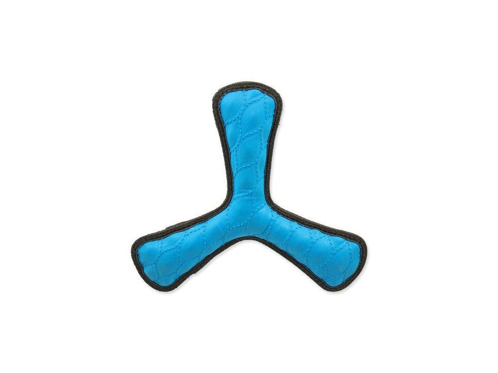 vrtuľa modra 25 cm hračka pre psov dogee sk