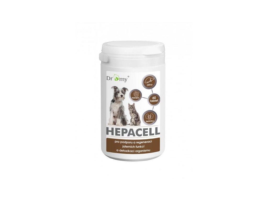 dromy hepacell 60 tbl
