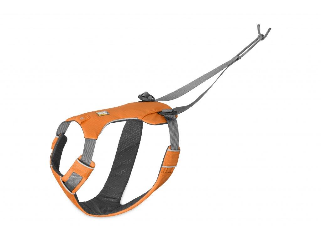 Copy of 30402 Omnijore OrangePoppy Harness Left PRINT
