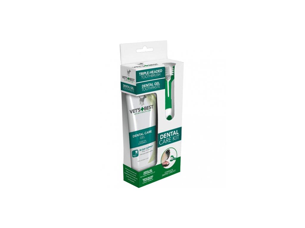 gelova pasta na zuby pre psov dentalna hygiena