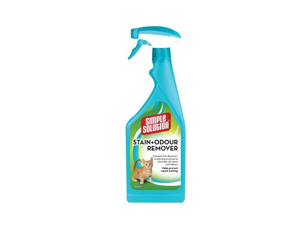 simple solution stain odor remover odstranovac skvrn a pachu pre macky