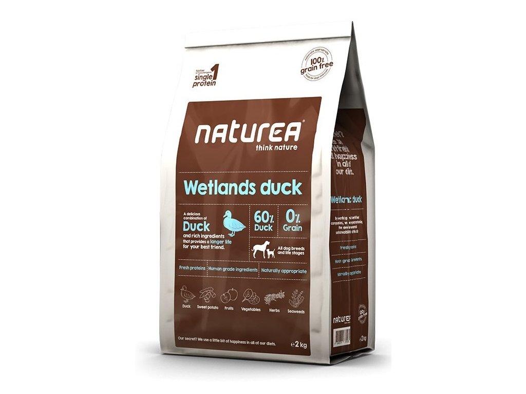 naturea wetlands duck 2kg dogee sk