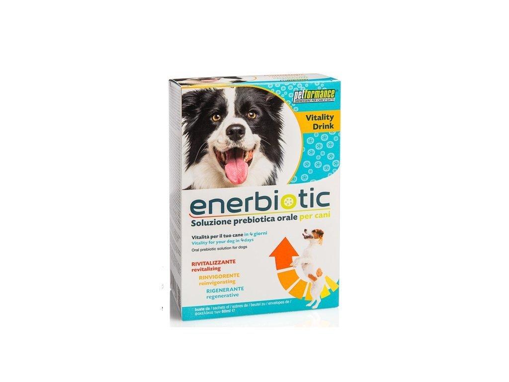 enerbiotic dog ctyr denni prebioticka kura pro psy dogee