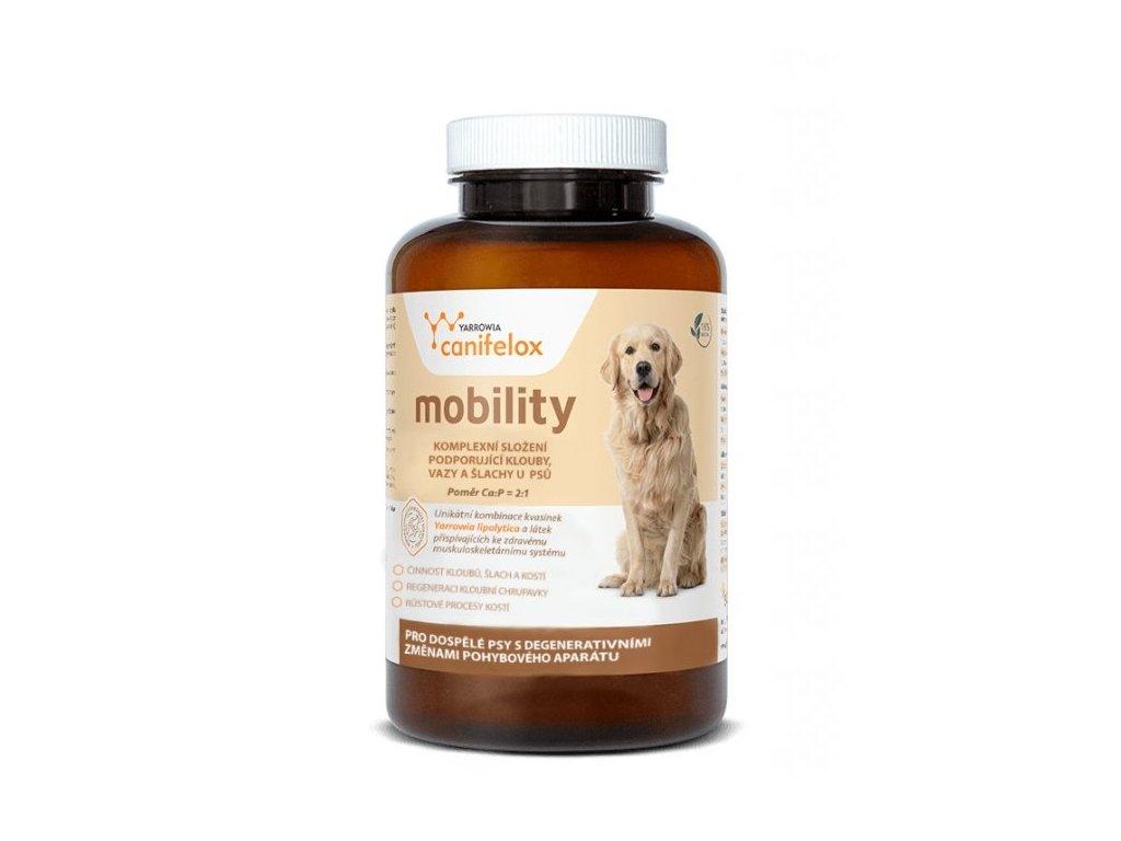 canifelox mobility podpora kloubu pre psov a mačky