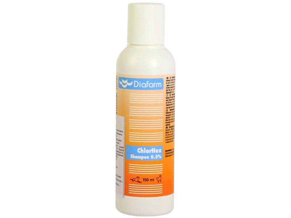 sampon chlorhexidin