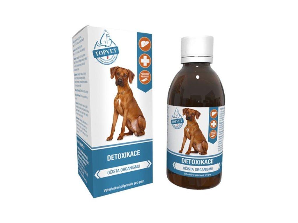 detoxikace organismu pre psov dogee
