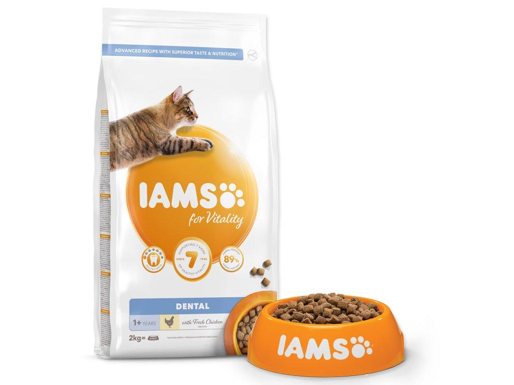 IAMS for Vitality Dental dogee sk