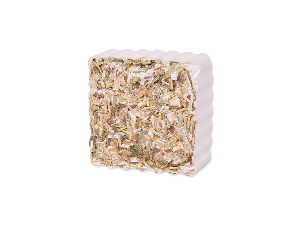 solny kamen s bylinkami pre hlodavcov