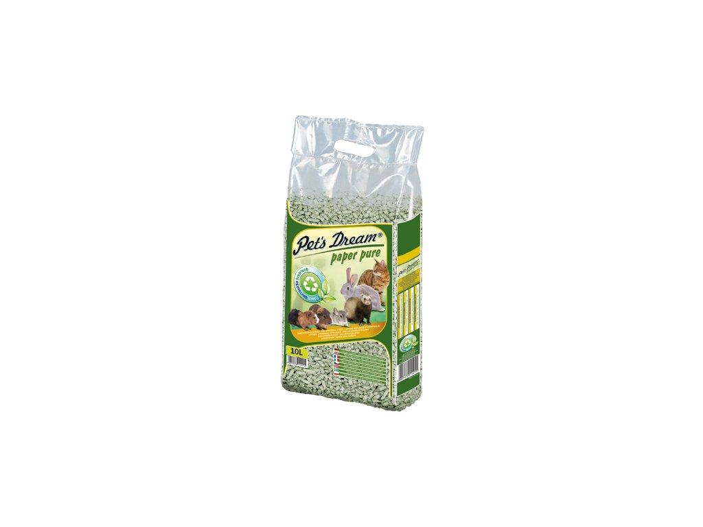 papírove pelety pre hlodavcov