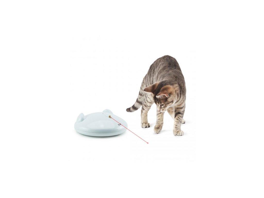 zip hračka pre mačky laser