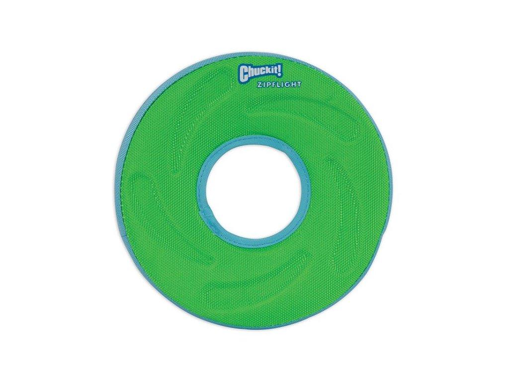 chuckit zipflight je lietajuci tanier frisbee dogee