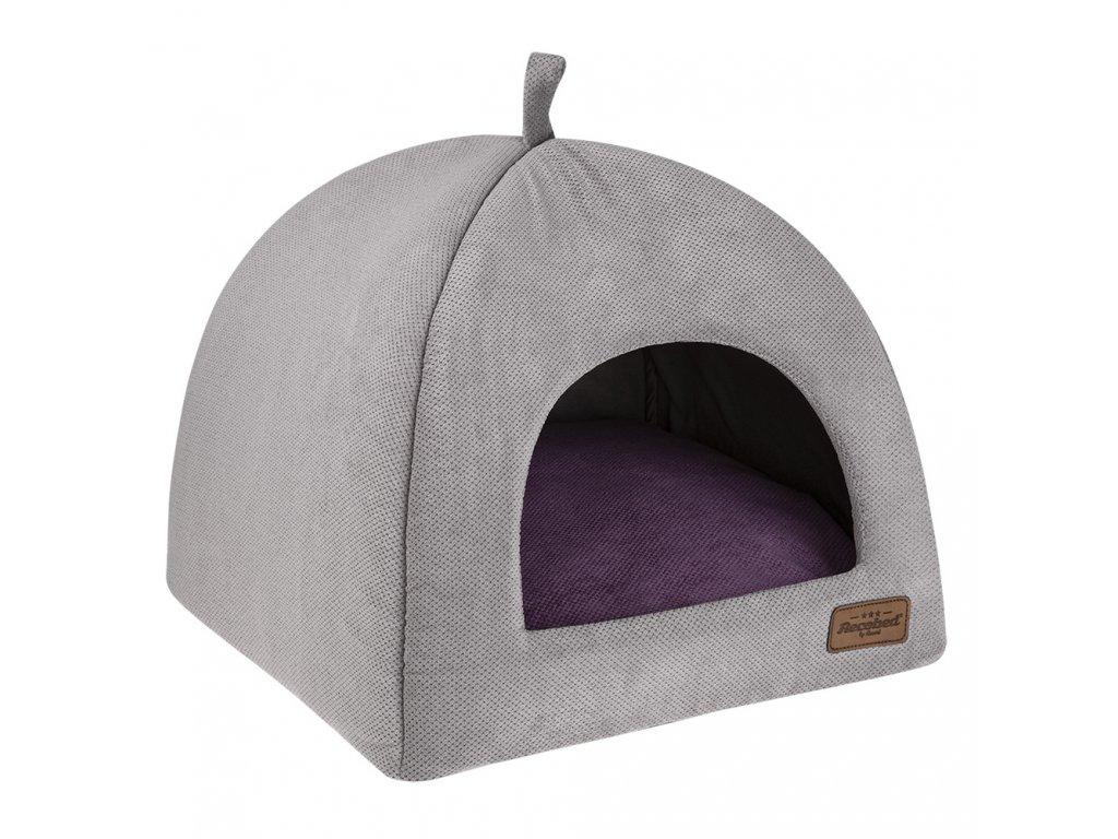 budka siberian violet pre psov macky