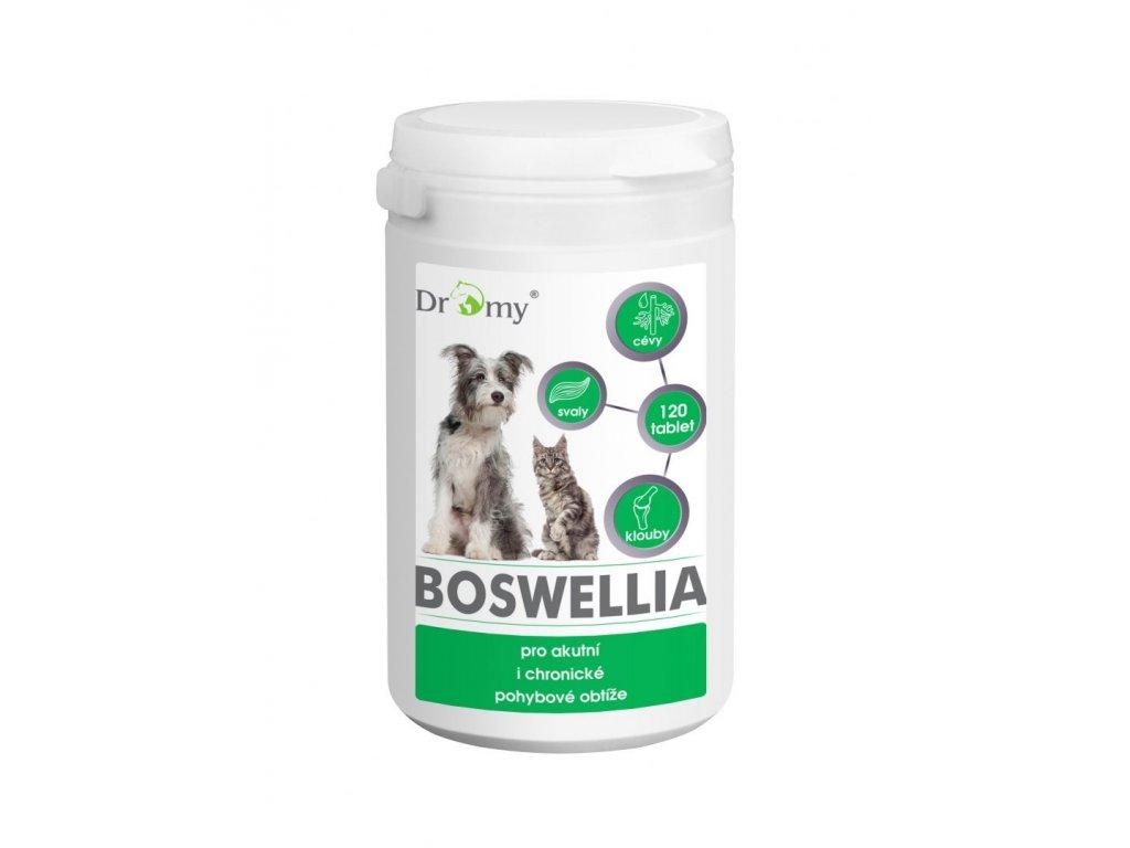 boswellia dromy pre psov mačky 120tbl.