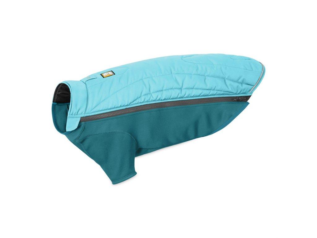ruffwear vesta pre psov powder hound jacket blue 01 dogee